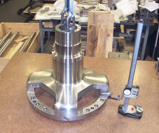 Turned Stainless Steel Casting